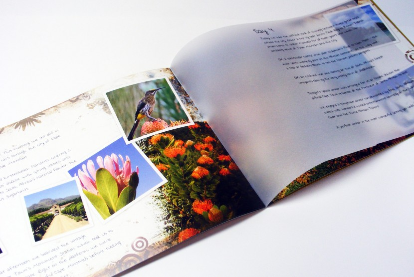 BT Masters Brochure spread