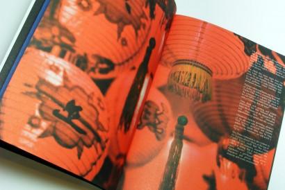 BT Memories Brochure lanterns spread