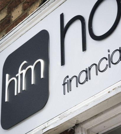 Howard FM Signage