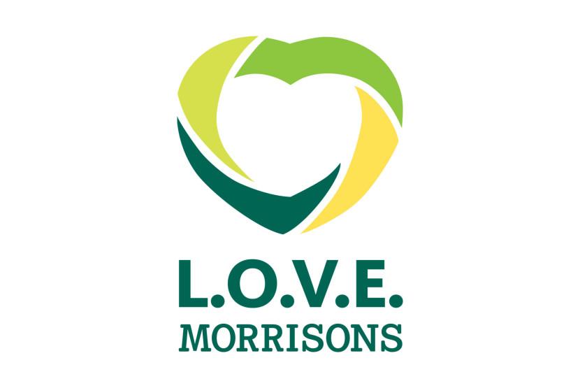 L.O.V.E. Morrisons Incentive Logo