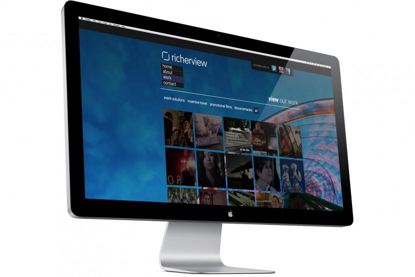 RicherView Website Work