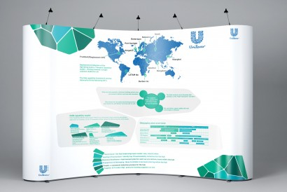 Unilever Exhibition Stands two