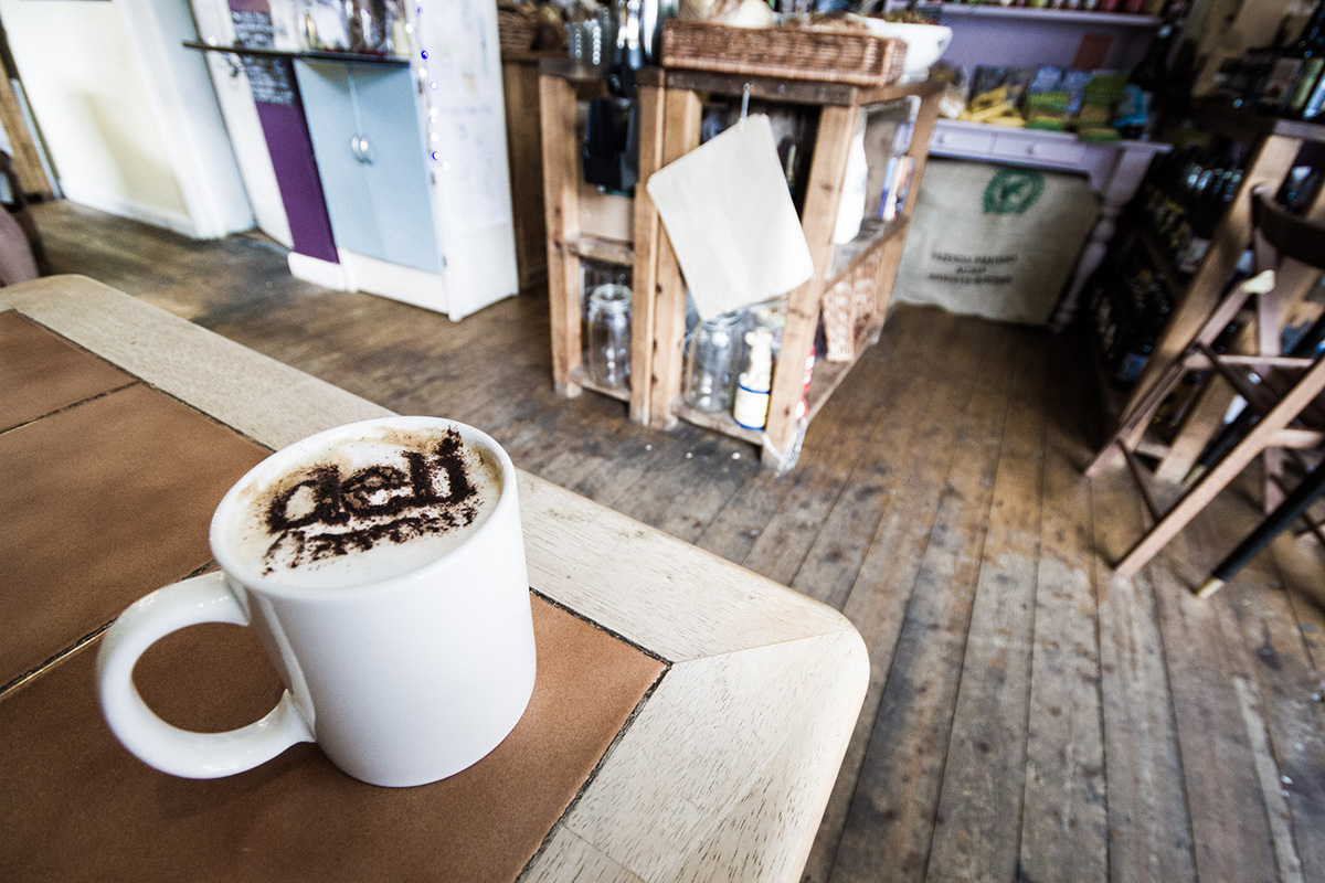 Coffe shop Leicester Photoshoot
