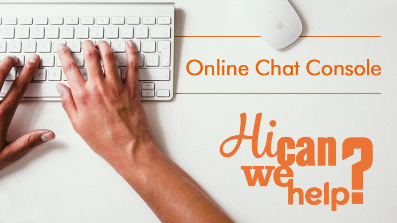 GraphicVent online chat console